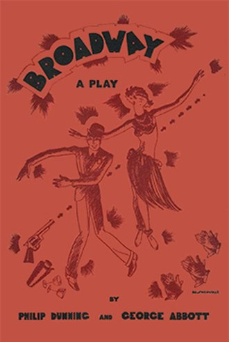 Broadway (play) - First edition 1927