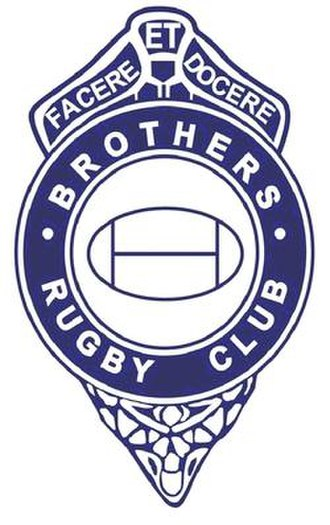 Brothers Old Boys - Image: Brothers rugby club logo