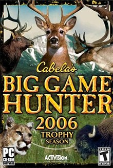 Cabela's Big Game Hunter 2006 Trophy Season Coverart.jpg
