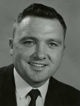 Cal Stoll - Stoll in 1955