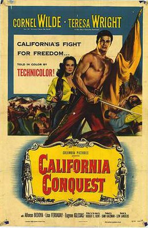 California Conquest - Image: Calconpos