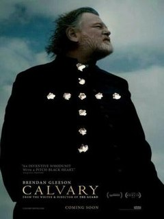 <i>Calvary</i> (2014 film) 2014 Irish black comedy drama film directed by John Michael McDonagh
