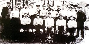 Camberley Town F.C. - Image: Camberley 1904