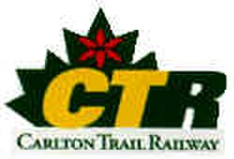 Carlton Trail Railway - Image: Carlton trail railway