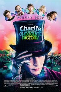 <i>Charlie and the Chocolate Factory</i> (film) 2005 film by Tim Burton