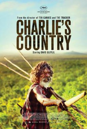 Charlie's Country - Theatrical release poster