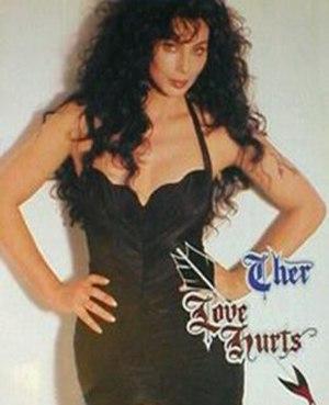Love Hurts Tour - Tour program booklet