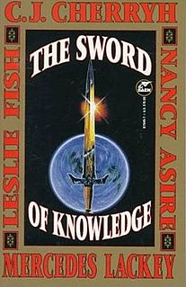 The Sword of Knowledge book by C.J. Cherryh