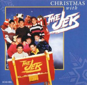 Christmas with The Jets - Image: Christmas With The Jets (1986)