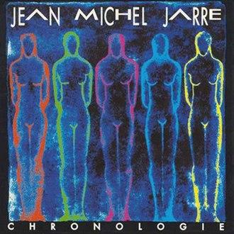 Chronologie - Image: Chronologie Jarre Album
