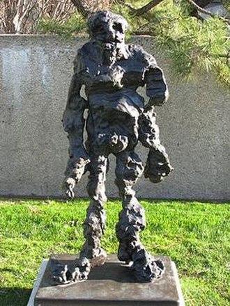 Clam digging -  Clamdigger, Willem de Kooning