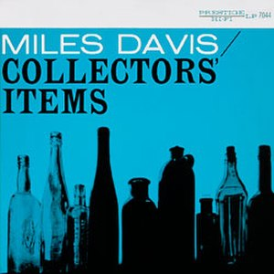 Collectors' Items - Image: Collectors Items Miles Davis