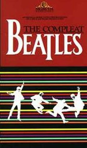 The Compleat Beatles - videocassette cover
