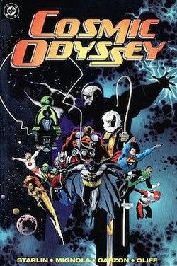 Cosmic Odyssey (comics) - Wikipedia