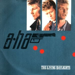 The Living Daylights (song) - Image: Cover daylights big