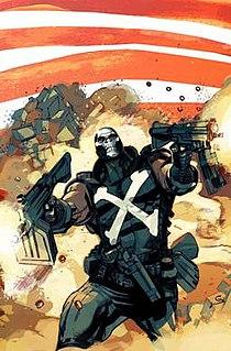 Crossbones (character) Comic book character