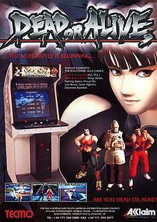 Dead Or Alive Video Game Wikipedia