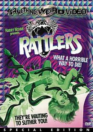 Rattlers (film) - DVD cover