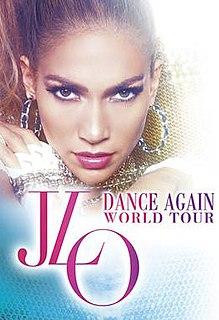 Dance Again World Tour Jennifer Lopez concert tour