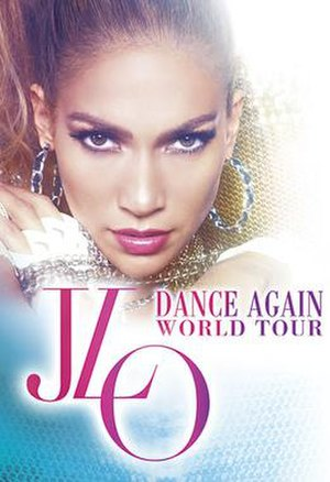 Dance Again World Tour - Image: Dance Again World Tour