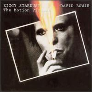 Ziggy Stardust: The Motion Picture - Image: Dbzstmp