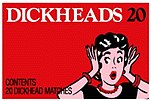 "Dick Smith Food's ""Dickheads"" matches"