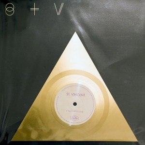 """Digital Witness - Image: Digital Witness Physical 7"""" Vinyl St Vincent"""