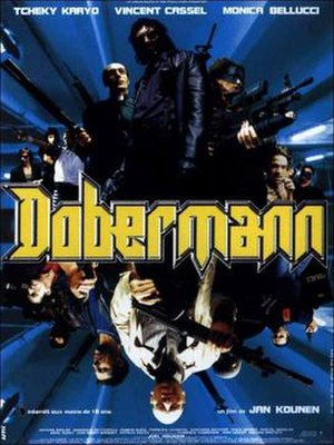Dobermann (film) - Image: Dobermann Poster