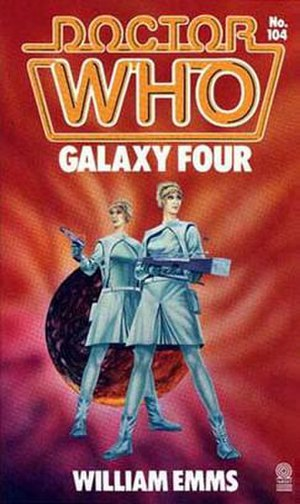 Galaxy 4 - Image: Doctor Who Galaxy Four