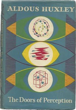 Philosophy of psychedelics - Cover of the second edition of The Doors of Perception, 1954