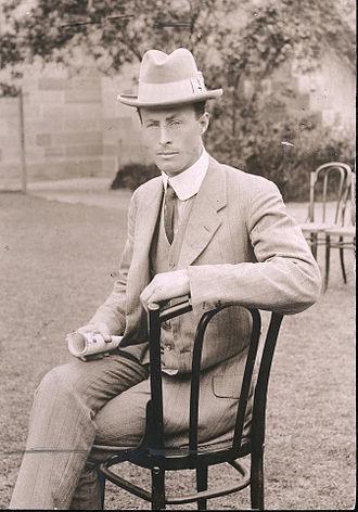 Douglas Mawson - Mawson in 1914