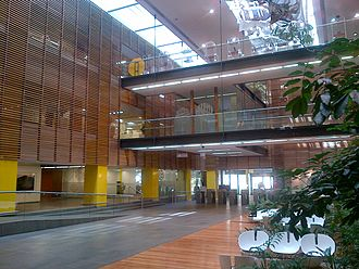 Murray and Roberts Holdings - Douglas Roberts Centre, Bedfordview, South Africa