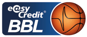 Basketball Bundesliga - Image: Easy Credit BBL logo