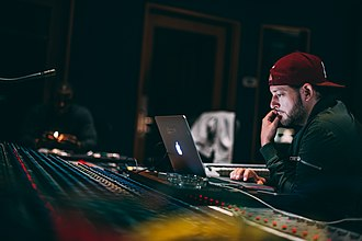 4 Your Eyez Only - Producer Elite provided production on the album, and also served as co-executive producer of the album.