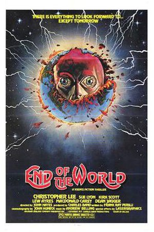 End of the World (1977 film) - Theatrical release poster