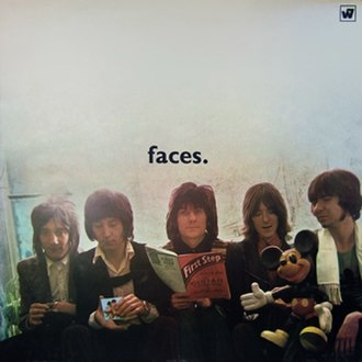 First Step (Faces album) - Image: Faces First Step