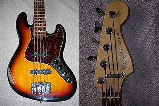 Fender Jazz Bass V