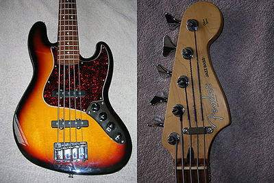 Fender Jazz Bass V Wikipedia
