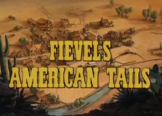 <i>Fievels American Tails</i>