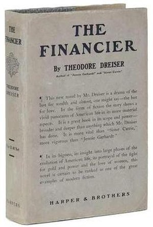 The Financier - First edition