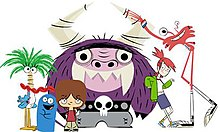 Foster's Home for Imaginary Friends - Wikipedia