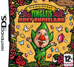 Freshly-Picked Tingle's Rosy Rupeeland DS