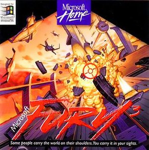 Fury3 - Image: Fury 3 box art