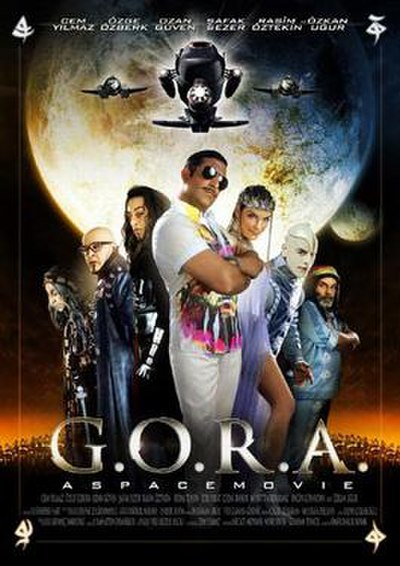 Picture of a movie: G.O.R.A.