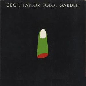 Garden (album) - Image: Garden (Cecil Taylor album)