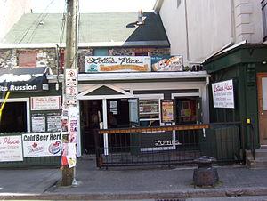 George Street (St. John's) - Lottie's Place, George Street, St. John's