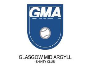Glasgow Mid Argyll - Image: Glasgow Mid Argyll Shinty