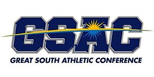 Great South Athletic Conference - Image: Great South Athletic Conference logo