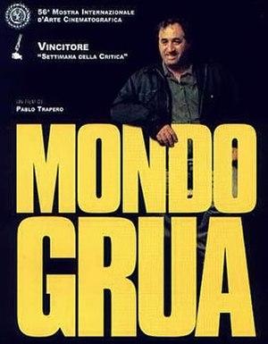 Crane World - Italian theatrical release poster