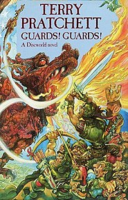 Image result for discworld guards guards